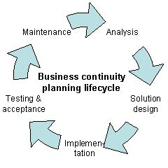 Sample format of a business plan